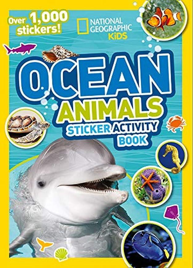 ギャロップ農業の慈善Ocean Animals Sticker Activity Book: Over 1,000 Stickers! (NG Sticker Activity Books)