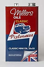 Best millers classic 20w50 Reviews