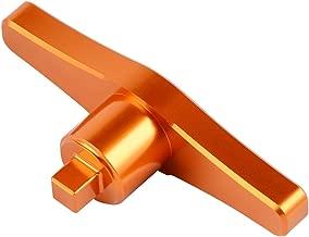 Cnc Power Valve Adjustment Tool Kit For Ktm Sx 85 250 300 Sxf Xcf 125 150 Sx Xcw For Husaberg For Husqvarna Twostroke Tc Te 125 250 300 (Orange)