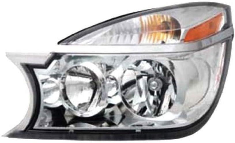 For Buick Rendezvous Headlight 2004 お得クーポン発行中 Driver 2005 信用 Certifi Side DOT