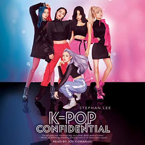 Couverture de K-Pop Confidential