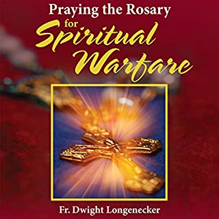 Praying the Rosary for Spiritual Warfare cover art