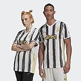 Adidas Mens Juventus Home Soccer Jersey White/Black M