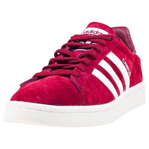 adidas Campus, Zapatillas para Hombre, Rojo (Buruni / Ftwbla / Blatiz), 42 EU