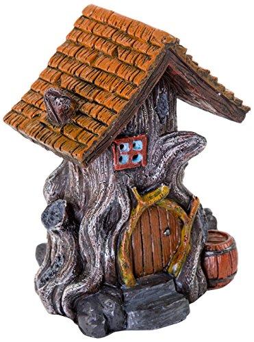 Biobubble Origins Série Woodland Maison Ornement