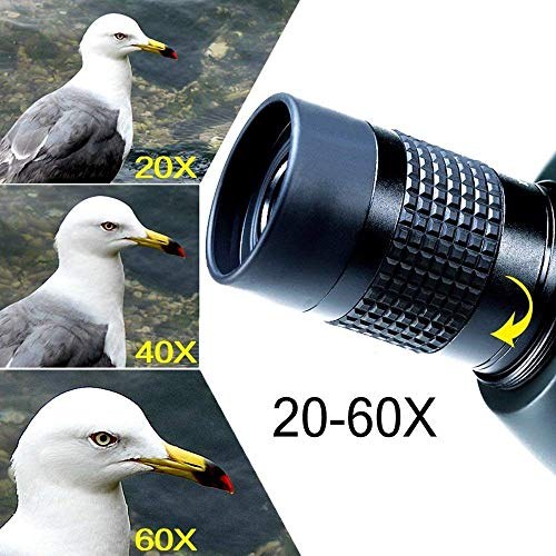 Sehen Sie Sich Das Schöne Teleskop An: High List Fernglas 20X60 Visier - Vogelspiegel Schießbögen Wasserdichter Spiegel
