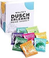 WALTZ7 Original Douche Bomb Set, 8 Natuurlijke Aromatherapie Badgeuren, Ontspanning, Energie, Wellness, Rust, Lavendel,...