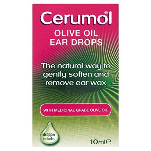 Cerumol Olive Oil Ear Drop, 10ml