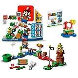 【メーカー特典】 レゴ(LEGO) スーパーマリオ レゴ(R)マリオ と ぼうけんのはじまり 〜 スターターセット 71360+スーパーキノコ ミニセット 付き