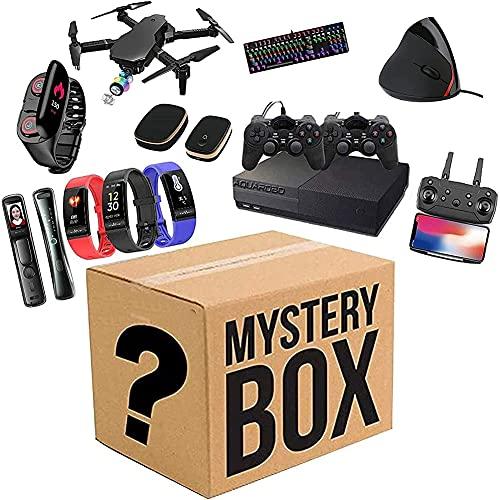 Mystery Box Electronics, Es Un Buen Regalo. Existe La Posibilidad De Abrir: Los Últimos Teléfonos Móviles, Drones, Relojes Inteligentes, Etc, Todo Lo Posible