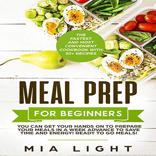 Meal Prep for Beginners cover art