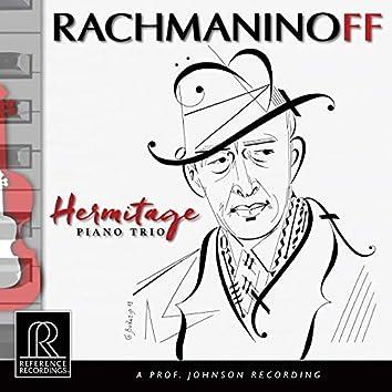 Rachmaninoff: Trio élégiaques & Vocalise (Arr. J. Conus for Piano Trio)