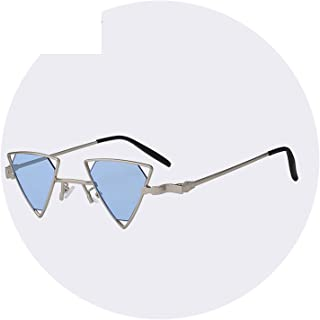 NEW Steampunk Sunglasses Men Women Classic Metal Punk Style Sunglasses Fashion Red Len