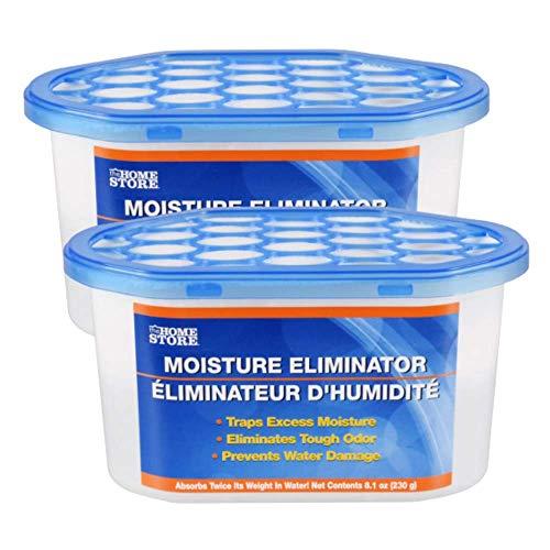 The Home Store Moisture Eliminator Dehumidifier Pellets 9.8-oz. (Pack of 2)
