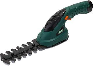Baugger 3.6V 2-En-1 Multifuncional Sin Cable Cortacésped Cortacésped Cortacésped Recargable Eléctrico Cortacésped Herramientas de Jardín