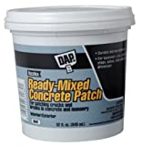 Dap 31084 Concrete Patch Interior and Exterior, 1-Quart