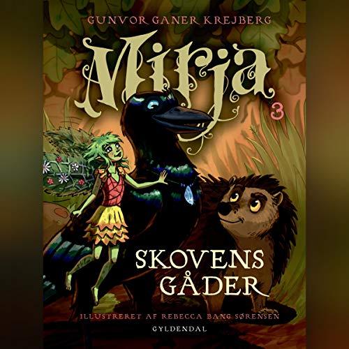 Skovens gåder audiobook cover art