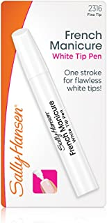 Sally Hansen 5 Minute French Manicure White Tip Pen-Fine Point, 0.16 Fluid Ounce (Pack of 2)