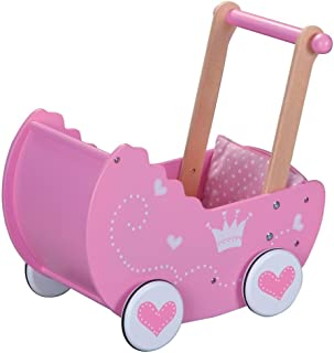 Best princess dolls pram Reviews