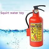 Kinder Lernspielzeug, ALIKEEY 1 STÜCKE Feuerlöscher Kinder Sommer Schwimmen Wasser Spray Maschine...