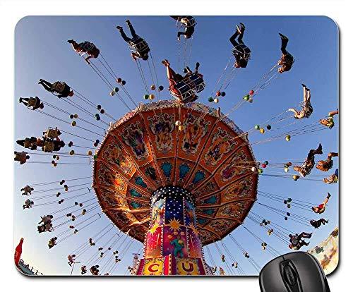 25X30cm Alfombrilla Mouse Pad - Munich Oktoberfest Ride Caro