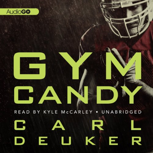 Gym Candy audiobook cover art