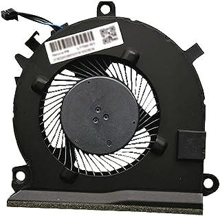 Eclass New Replacement CPU Cooling Fan for HP Pavilion Gaming 15-EC 15-ec0000 15-ec0013dx 15-ec0751ms 15-ec1000 15-ec1073d...