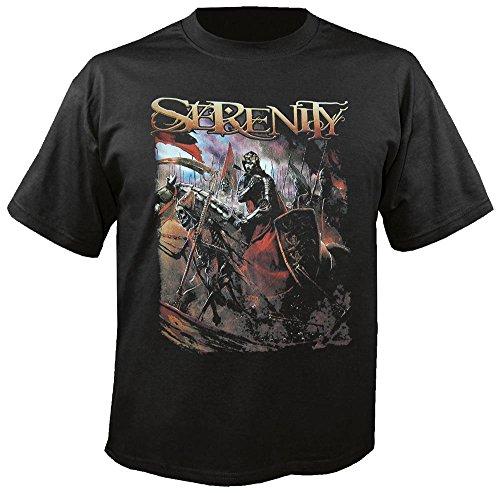Serenity - Lionheart - T-Shirt Größe XXL