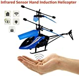 X ZINI Hand Induction Control Flying Helicopter (Without Remote) USB Charger Toy