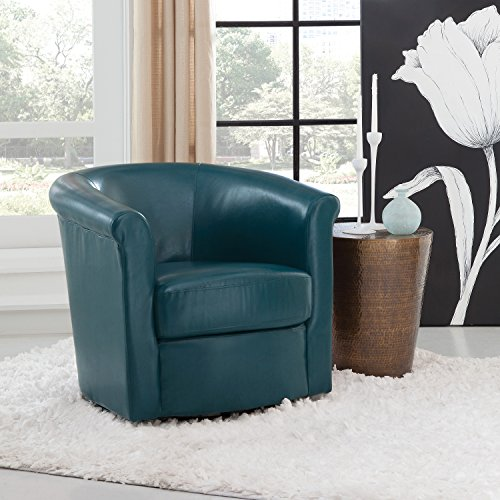 TITLE_Grafton Home Madison Swivel Barrel Accent Chair