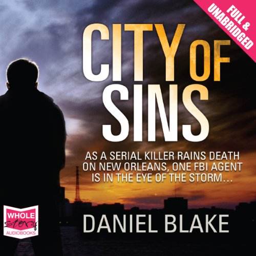 City of Sins audiobook cover art