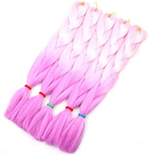 Best purple crochet braids Reviews