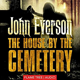 The House by the Cemetery (Fiction Without Frontiers) audiobook cover art