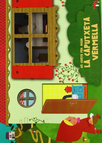 La Caputxeta vermella. Un conte per jugar (Lupita Books)