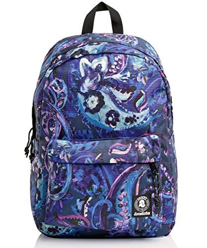 Carlson Fantasy Backpack - Invicta - Blue - Eco Material