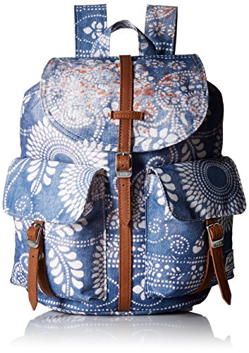 Herschel Dawson Backpack, Chai/Tan Synthetic Leather, Small 13L