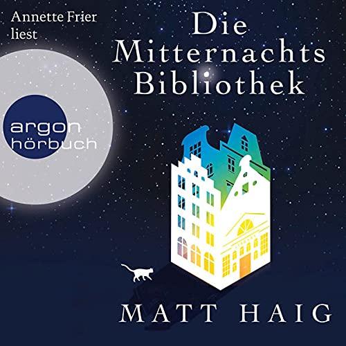 Die Mitternachtsbibliothek cover art