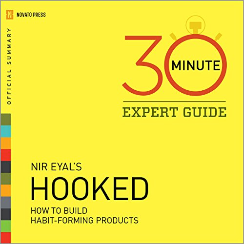 Hooked - 30 Minute Expert Guide audiobook cover art
