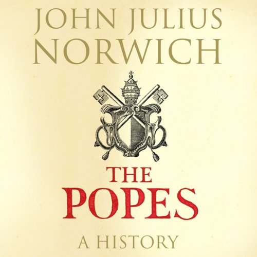 The Popes audiobook cover art