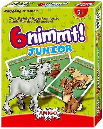 6 NIMMT JUNIOR by Amigo S&F GmbH