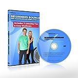 Anfänger Workout Kompilation-DVD für Bounce Minitrampolin.3 fantastische, unterhaltsame und...