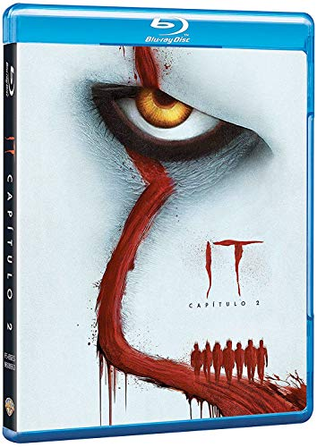 It Capítulo 2 Blu-Ray [Blu-ray]