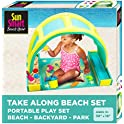 SunSmart Kiddie Activity Play Set with Eight (8) Toys
