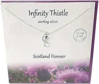 The Silver Studio Forget Me Not Pendant Outlander Scottish Necklace New FMNP