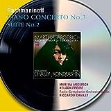 Klavierkonzert 3/Suite - artha Argerich