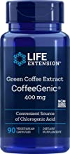 Best green coffee bean extract life extension Reviews