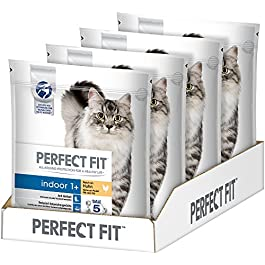Cat Food Dry Food Indoor 1 + Rich in Chicken