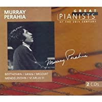 Murray Perahia - Great Pianists of 20th Century Vol. 75 (2001-11-01)