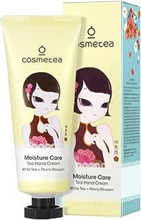 cosmetea tea hand cream