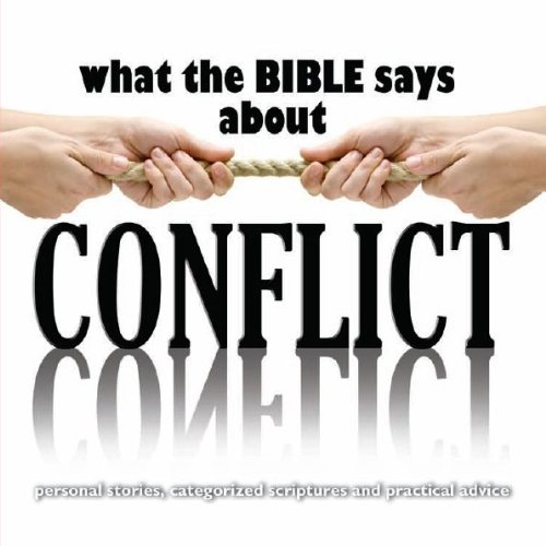 『What the Bible Says About Conflict』のカバーアート